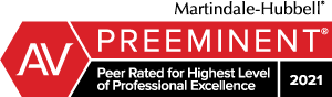PREEMINTENT Professional of Highest Excellence Distinction Badge