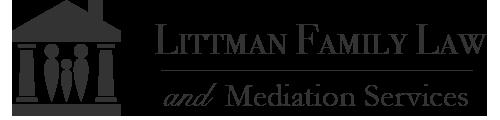 Littman Family Law Logo