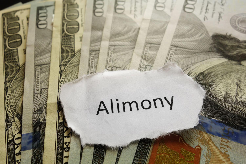 Family law alimony